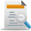 review, Check, search, Analysis, search docs Gainsboro icon