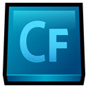 adobe, fusion, Cold Teal icon