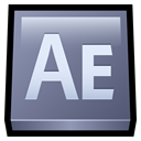 adobe, After, effects SlateGray icon