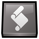 adobe, toolkit, extendscript DimGray icon