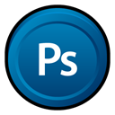 photoshop, Cs, adobe Teal icon