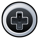 Nes, nintendo Black icon