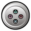 sony, Playstation Black icon