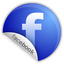 Facebook RoyalBlue icon