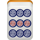 mahjong LightGray icon