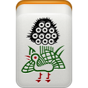 Bamboo, mahjong LightGray icon