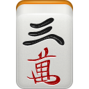 mahjong, Man LightGray icon