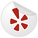 Yelp Gainsboro icon