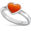 love, wedding, valentines, day Black icon
