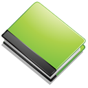 Book, guest YellowGreen icon