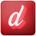 Designmoo IndianRed icon