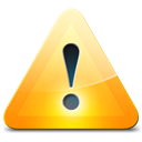 warning, Alert Black icon