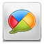 google, Buzz WhiteSmoke icon