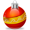 esphere, ornament, christmas Black icon