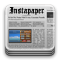 Instapaper DarkGray icon