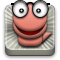 Worms Gray icon