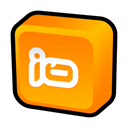alternate, Jo DarkOrange icon