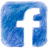 pencil, Facebook SteelBlue icon