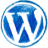 pencil, Wordpress SteelBlue icon