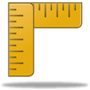 rulers Goldenrod icon