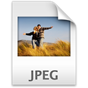 Jpeg Gainsboro icon