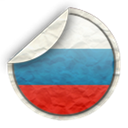 russia Black icon