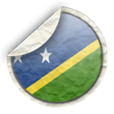 islands, solomon Black icon