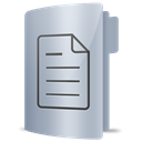 documents Silver icon