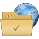 Folder, Ftp, upload, File BurlyWood icon
