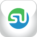 Stumbleupon LightGray icon