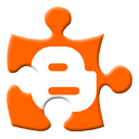blogger OrangeRed icon
