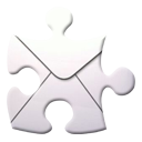 Email Snow icon