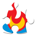 Feedburner Crimson icon