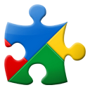google, Buzz, Google buzz RoyalBlue icon