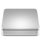 extreme, drive, Aluport Silver icon