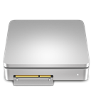 Removable, Aluport, extreme Silver icon