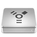Firewire, Aluport Silver icon