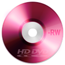 Dvd, Hd, Rw Brown icon