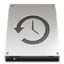 time, machine Icon