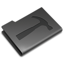 Developer Black icon