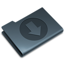 download, Blue DarkSlateGray icon
