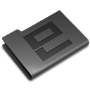 etched, enhanced, labs DarkSlateGray icon