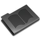 Library DarkSlateGray icon