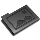 Pictures DarkSlateGray icon