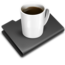 Coffee Black icon