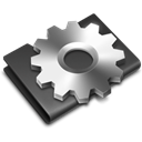 Developer, Process, alternate, Folder Black icon