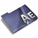 adobe, overlay, effects, After, Cs Black icon
