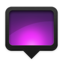twitter DarkSlateGray icon
