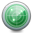 Nearby, radar, network DarkSeaGreen icon