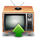 television, Device, Access, Tv Black icon